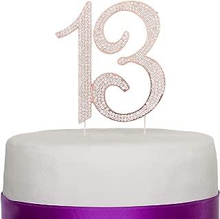 Best rose gold themed birthday cake Reviews