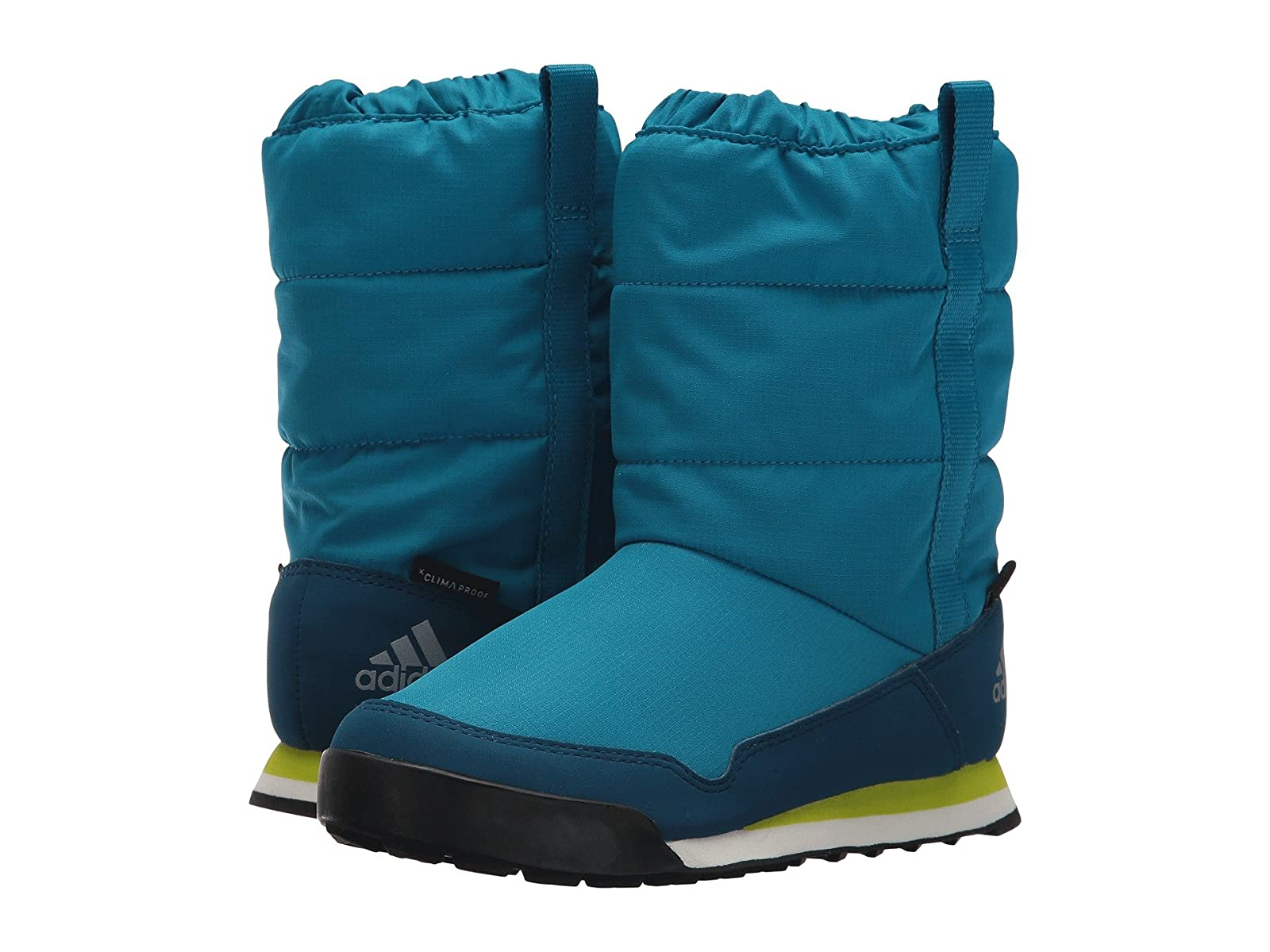 adidas Outdoor Kids CW Snowpitch Slip-On CP (Little Kid/Big Kid)Stylish and characteristic shoes