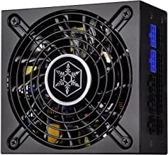 SilverStone Technology SST-SX700-LPT-USA 700W, SFX-L, Silent 120mm Fan with 036DBA, Fully Modular Cable Power Supply SX700...