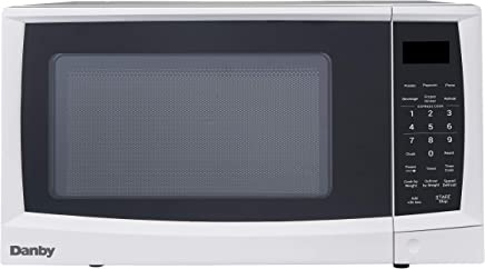 Danby DMW07A4WDB 0.7 cu. ft. Microwave Oven, White.7 cu.ft,