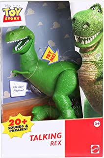 Disney Toy Story Talking Rex Figure