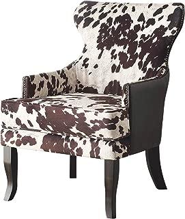 Worldwide Homefurnishings Inc. Arm Chair in Brown