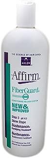 Affirm FiberGuard Sustenance Fortifying Treatment Avlon 32 oz Treatment For Unisex