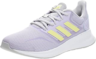 adidas Runfalcon, Women's Road Running Shoes, Purple (Purple Tint/Yellow Tint/Dash Grey)