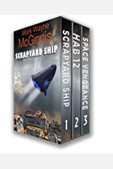 Scrapyard Ship Series Books: 1 - 3 (The Scrapyard Ship Boxset) Kindle Edition