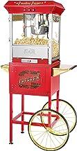 Great Northern Popcorn 971230CDU Antique Popcorn Machine and Cart