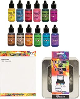 Best tim holtz alcohol ink color chart Reviews