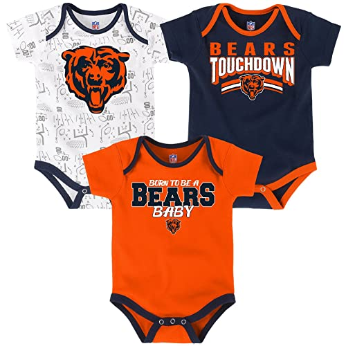 236773db3 Chicago Bears Infant Apparel  Amazon.com