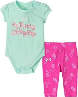 Under Armour Baby Girls T-Shirt Legging Set
