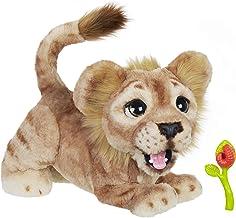 Disney El Rey León Mighty Roar Simba Juguete de Felpa Interactivo, Hecho a la Vida por Furreal, más de 100 Combinaciones de Sonido y Movimiento, Edades 4 y más