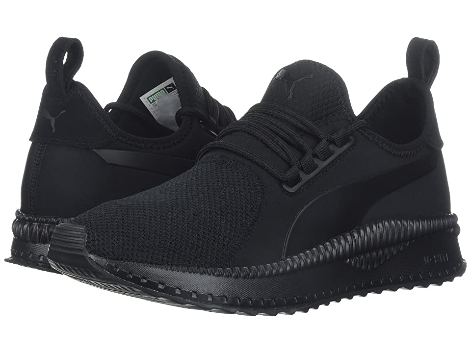 Puma Kids Tsugi Apex (Big Kid) (Puma Black/Puma White) Kids Shoes