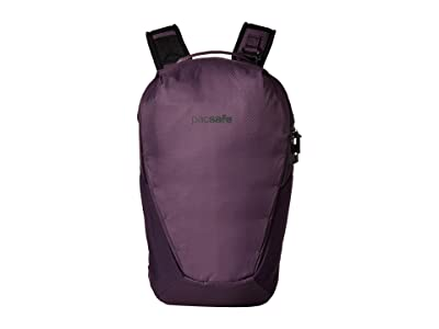 Pacsafe Venturesafe X18 Anti-Theft 18L Backpack (Plum) Backpack Bags