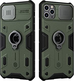 Nillkin iPhone 11 Pro Max Case, CamShield Armor Case with Slide Camera Cover, PC & TPU Impact-Resistant Bumpers Protective...