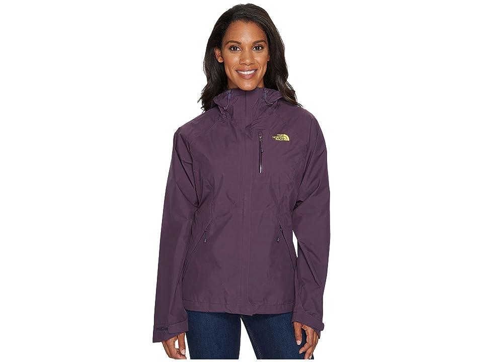The North Face Dryzzle Jacket (Dark Eggplant Purple (Prior Season)) Women