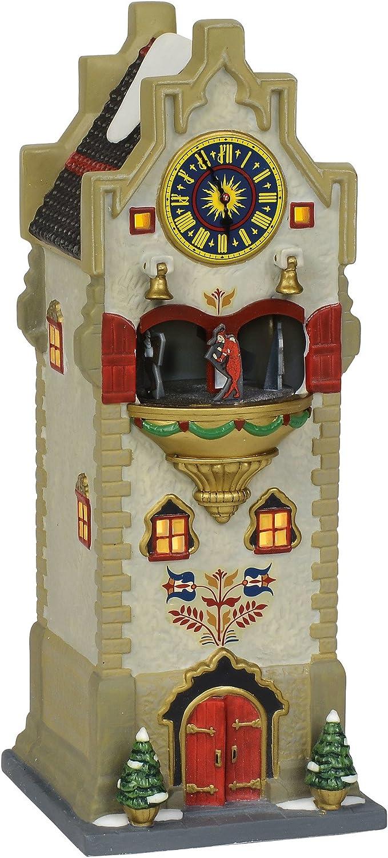 Department 56 Alpine Mail order Village Animated Cheap mail order shopping Rhineland Glockenspiel Lit