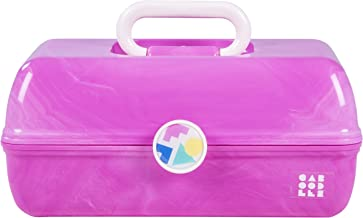 caboodles on-the-go-girl cosmetic organizer