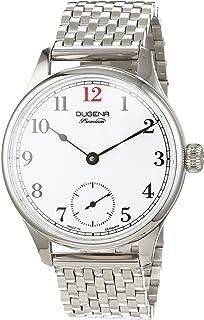 Dugena - Reloj de Pulsera para Hombre Epsilon 2 Analog Cuerda Manual Acero Inoxidable 7090056