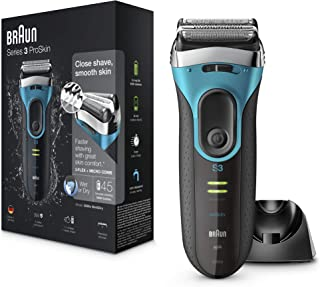 Braun Series 3 ProSkin 3080s Electric Shaver Wet and Dry