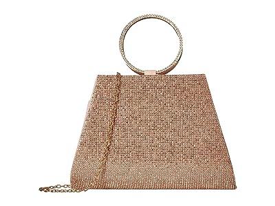 Jessica McClintock Serena (Rose Gold) Clutch Handbags