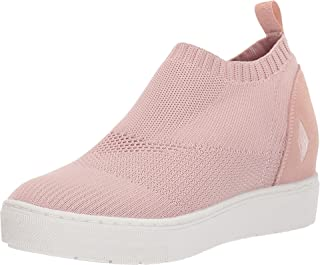 Skechers Street Lift Off - Weaver Fever Womens Sneaker Bootie