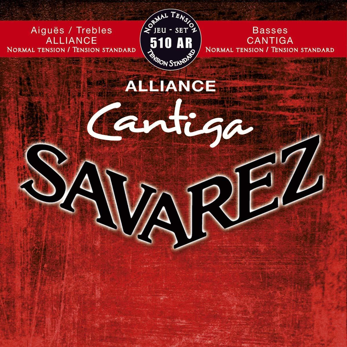 Savarez Cuerdas para Guitarra Clásica Alliance Cantiga juego 510AR ...