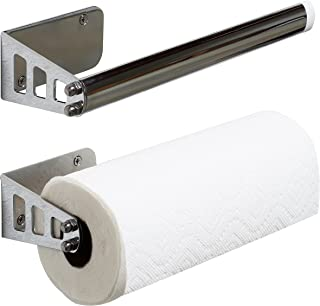 double paper towel holder