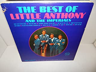 Best of Little Anthony & Imperials