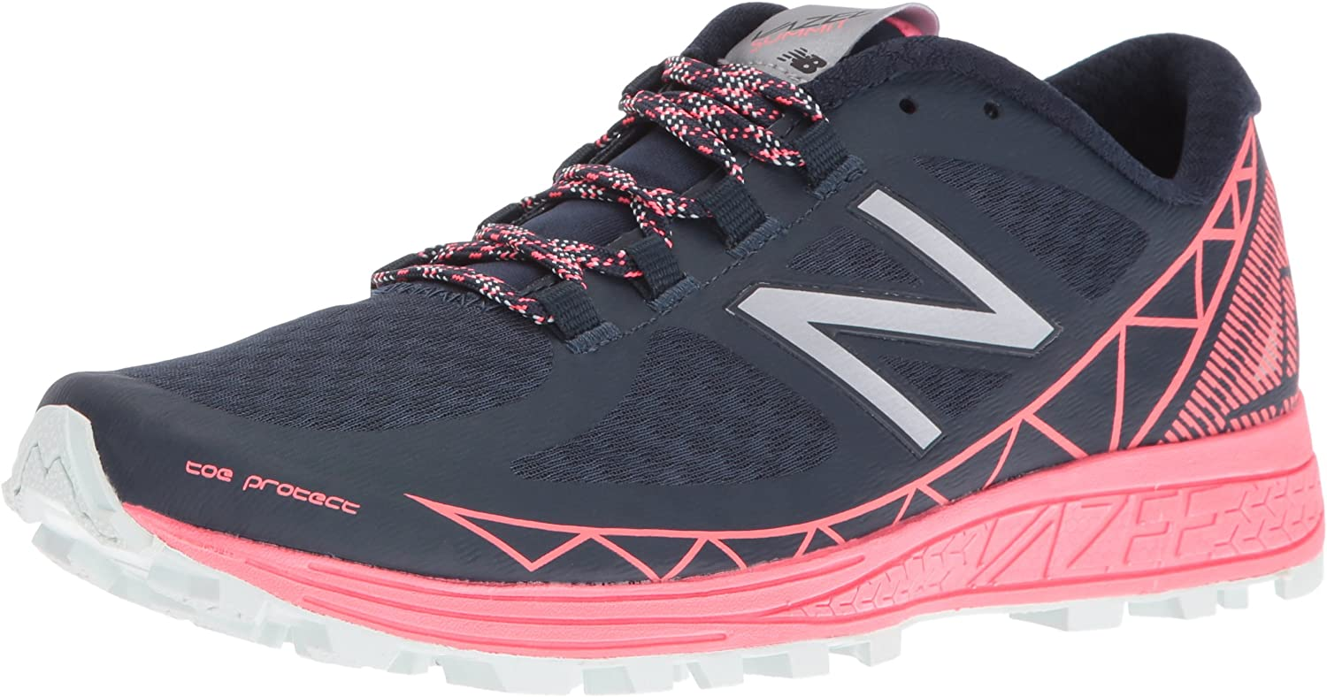 New Balance Womens Wtsumv1 Trail Running shoes
