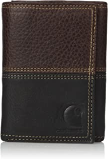 mens durable leather wallet