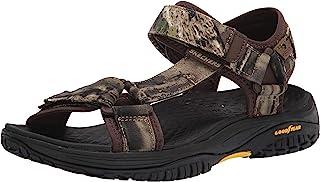 Skechers Men's Open Toe Sandal W/Strap Closure