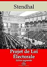 Projet de loi électorale – suivi d'annexes: Nouvelle édition 2019