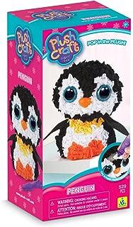 The Orb Factory PlushCraft Penguin 3D Kit