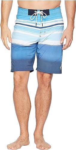 Bondi Stripe Boardshorts