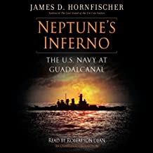 neptune's inferno the u.s. navy at guadalcanal