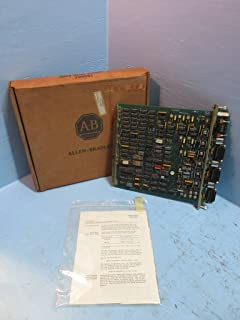 Allen Bradley 900072 REV-2 PLC Resolver Module AB 8000-AFZ