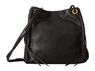 Hobo Bolero (Black) Cross Body Handbags