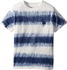Tie-Dye Cotton Jersey T-Shirt (Little Kids/Big Kids)