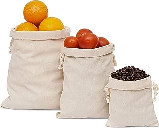 flour bag dimensions