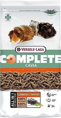 VERSELE-LAGA - Complete Cavia - Extrudés Tout-en-Un Riches en Fibres pour Cobayes - 1,75kg
