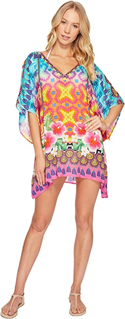 Playa Nayarit Caftan Cover-Up