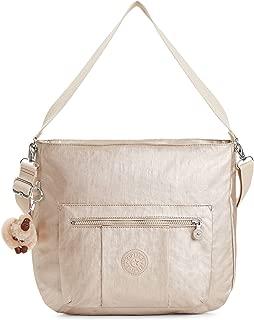 Kipling Carley Metallic Hobo Crossbody Bag