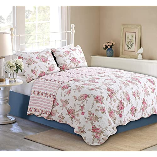 Amazing Shabby Chic Quilts Amazon Com Download Free Architecture Designs Scobabritishbridgeorg