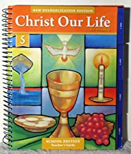 Christ Our Life We Worship Grade 5 Teacher's Guide New Evagelization Edition