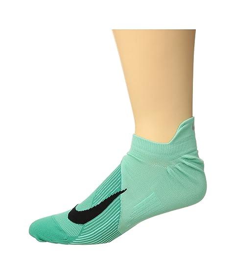 Rise Calcetines Elite No Ligero Emerald running de Dri Fit Nike Negro Show wvxYq7xB