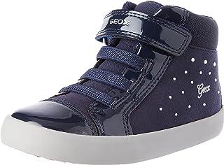Geox Baby Girl's B Gisli Sneaker