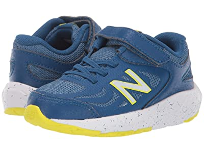 New Balance Kids 519v1 (Infant/Toddler) (Andromeda/Blue//Chambray) Boys Shoes