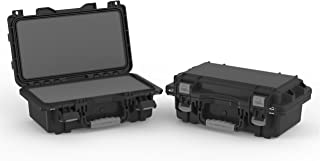 Plano Molding Company Mil-Spec Field Locker Double Pistol Case