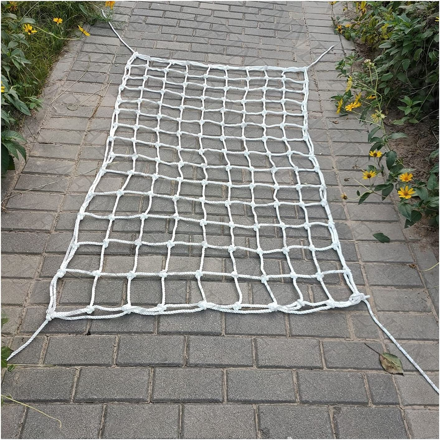 FTTHYAG Cargo Rope Netting, Net Protection Safety Net for Kids