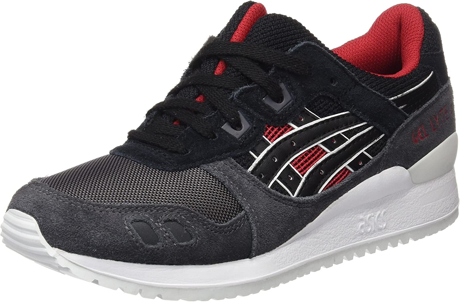 ASICS Unisex Adults' Gel-Lyte Iii Low-Top Sneakers