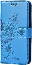 kazineer Funda Samsung Galaxy S8, Carcasa Samsung S8 Premium Cuero Cartera Fundas para Samsung Galaxy S8 (Azul Turquesa)
